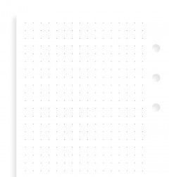 Dotted Journal Personal Refill