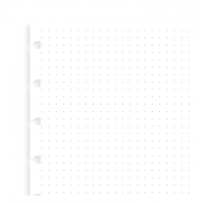 Filofax Notebook A5 Dotted Journal Refill