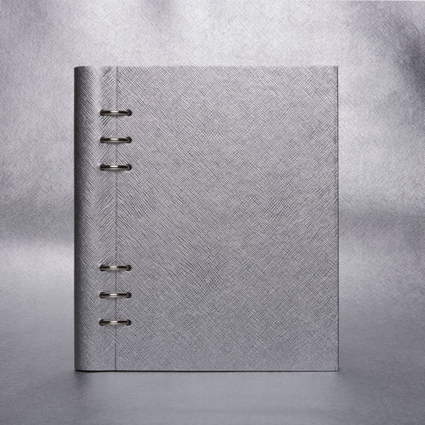 Filofax Clipbook Saffiano Metallic