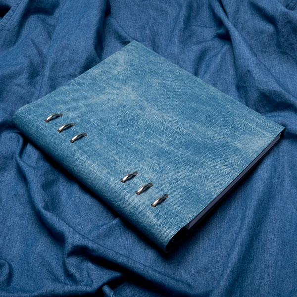 Filofax Denim Clipbook
